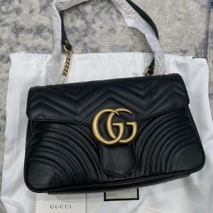 d32517c4223 Women s Gucci Marmont Handbags